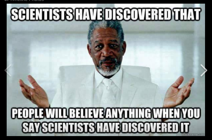 Infallible Science